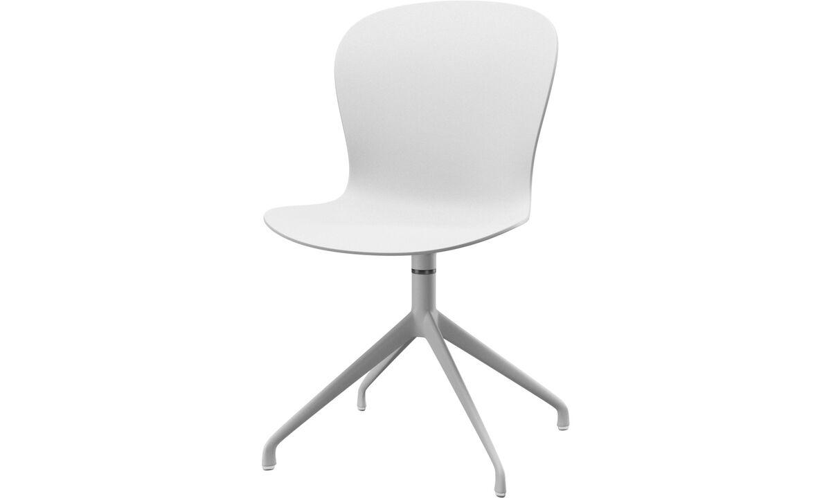 stuhl adelaide stuhl mit drehfunktion boconcept. Black Bedroom Furniture Sets. Home Design Ideas