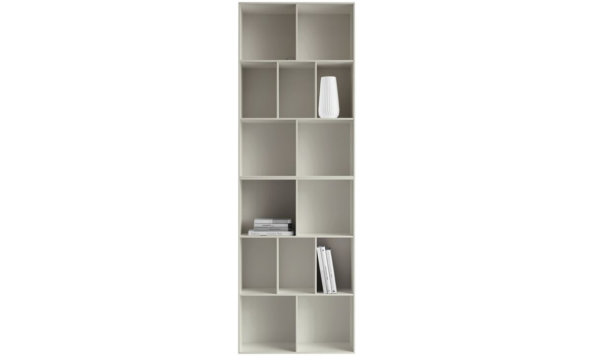 Bookcases & shelves - Como bookcase - Lacquered