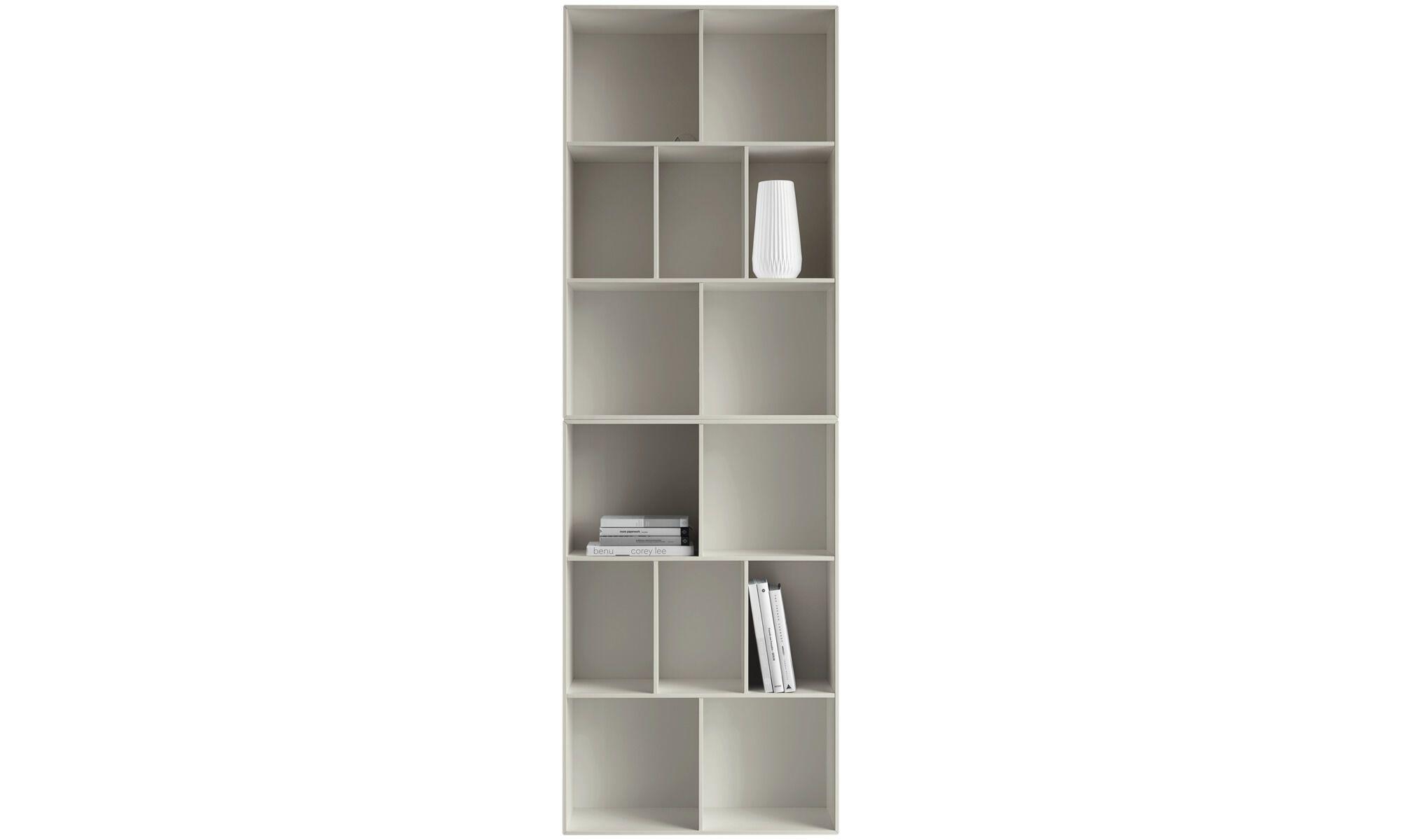 Bookcases U0026 Shelves   Como Bookcase   Lacquered