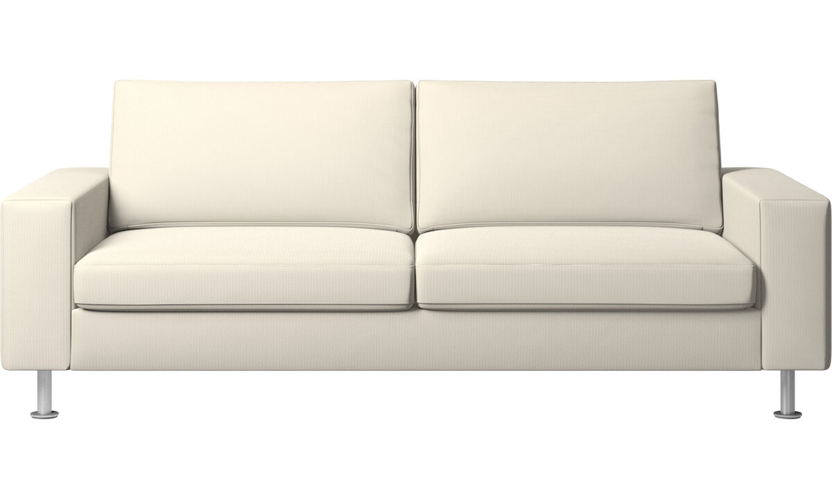 Sofa beds - Indivi sofa bed - White - Fabric