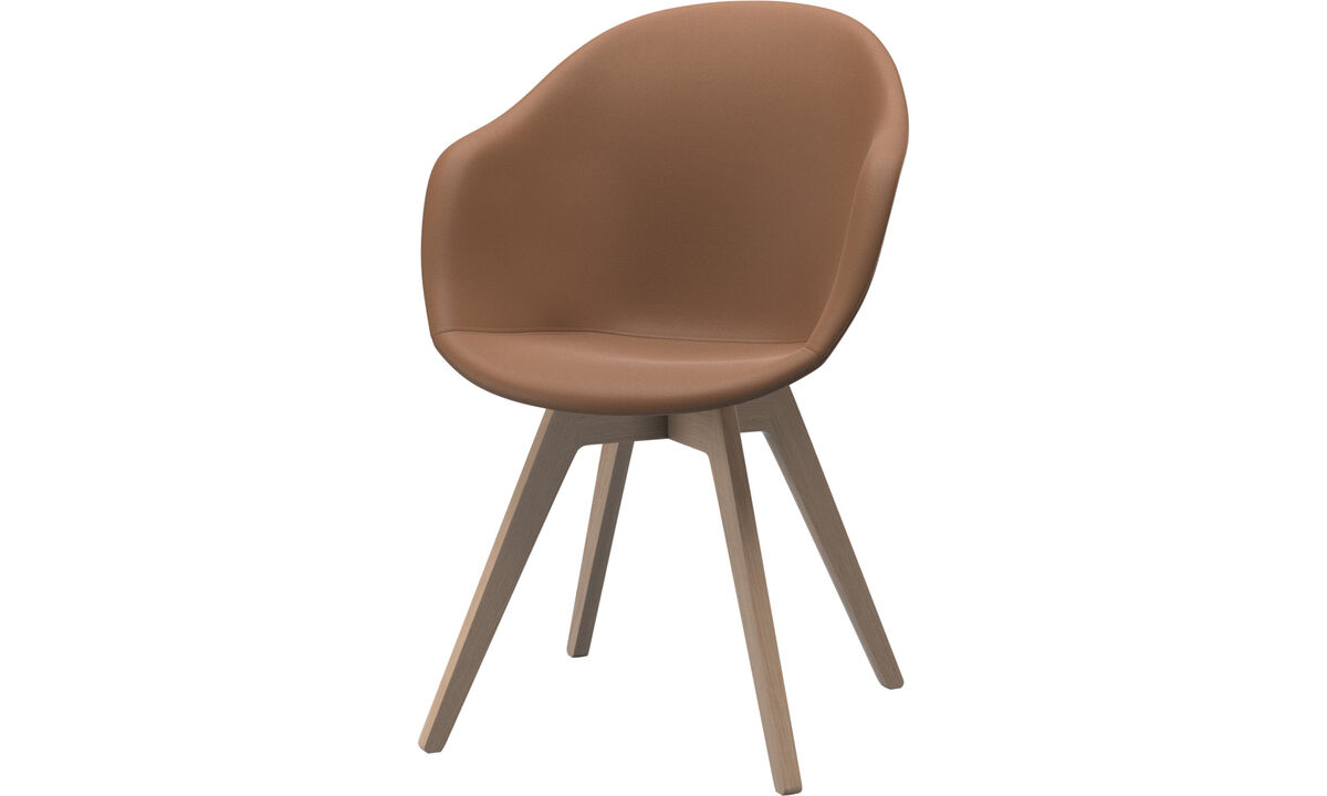 Dining Chairs Singapore - Adelaide chair - Brown - Piele