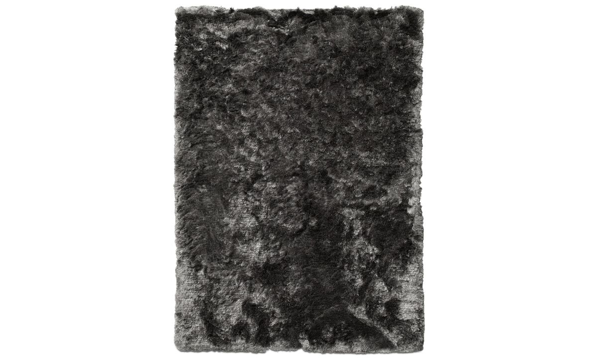 Rectangular rugs - Neat rug - rectangular - Grey - Fabric