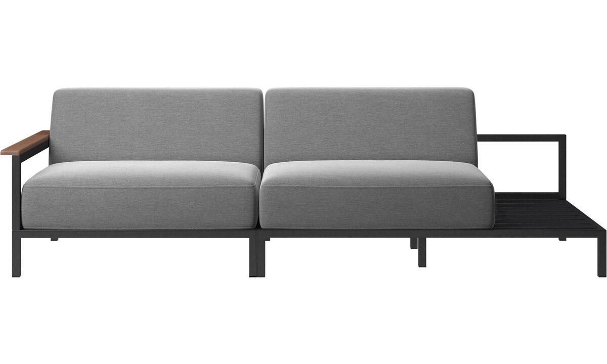 Outdoor sofas modernes design von boconcept for Sofa outdoor