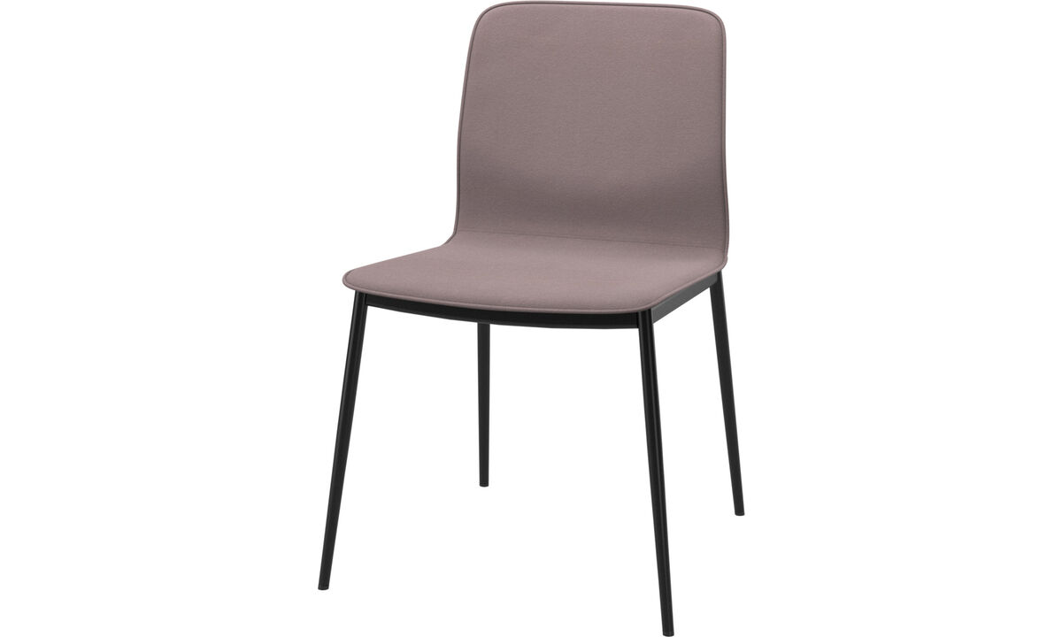 Dining chairs - Newport dining chair - Purple - Fabric