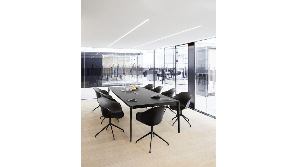 esszimmerst hle adelaide stuhl boconcept. Black Bedroom Furniture Sets. Home Design Ideas