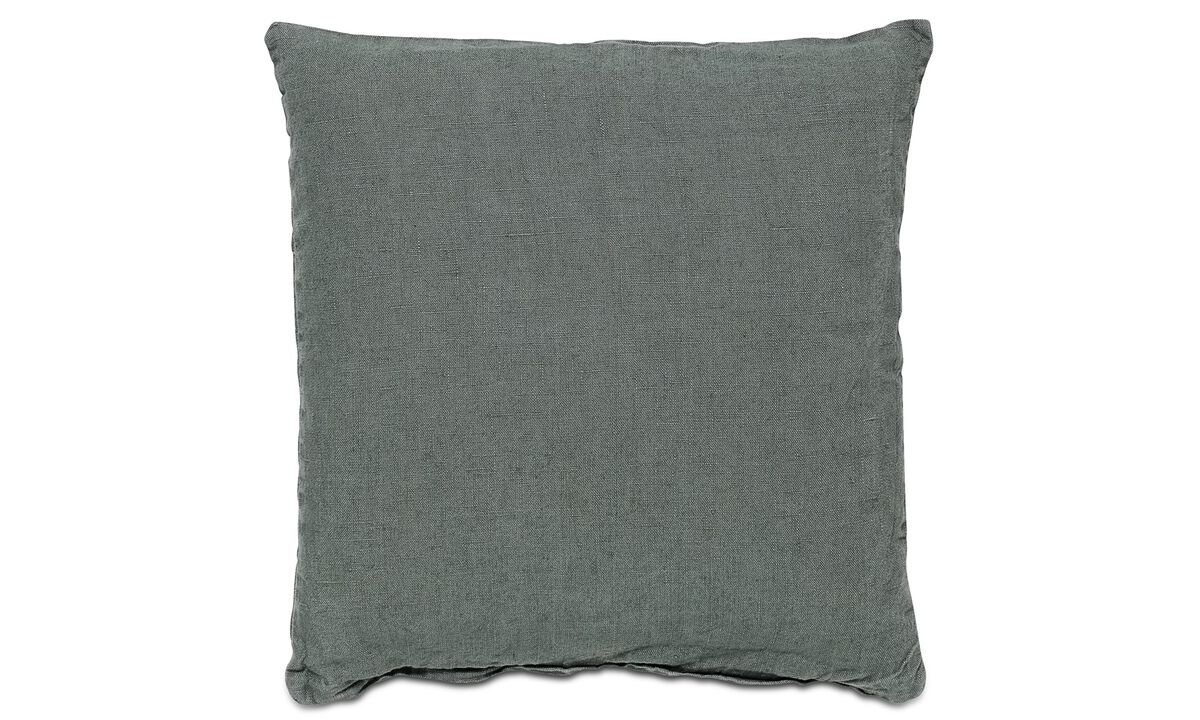 New designs - Linen cushion - Tessuto