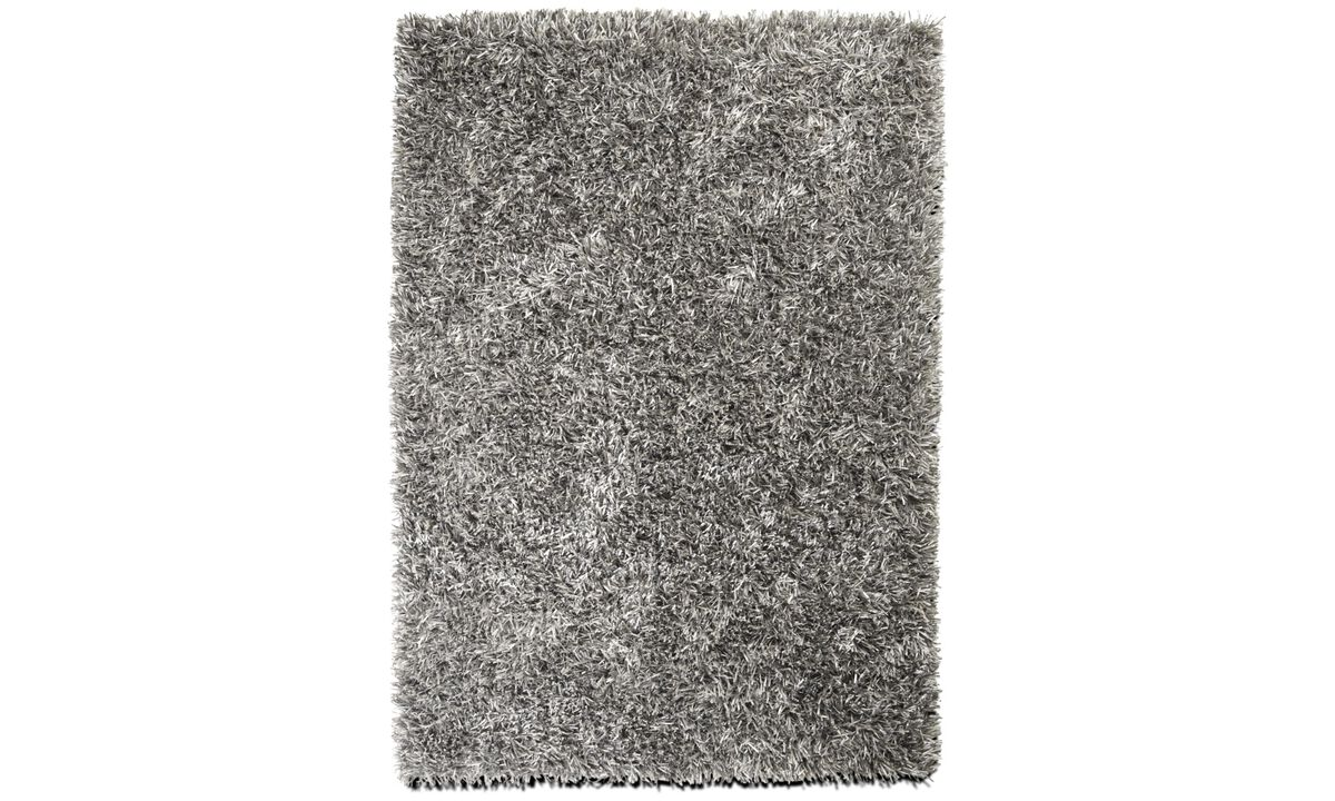 Rectangular rugs - Cato rug - rectangular - Grey - Fabric