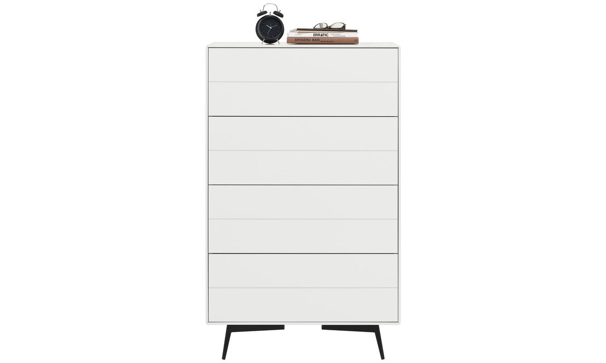 Chests of drawers - Fermo chest - White - Lacquered