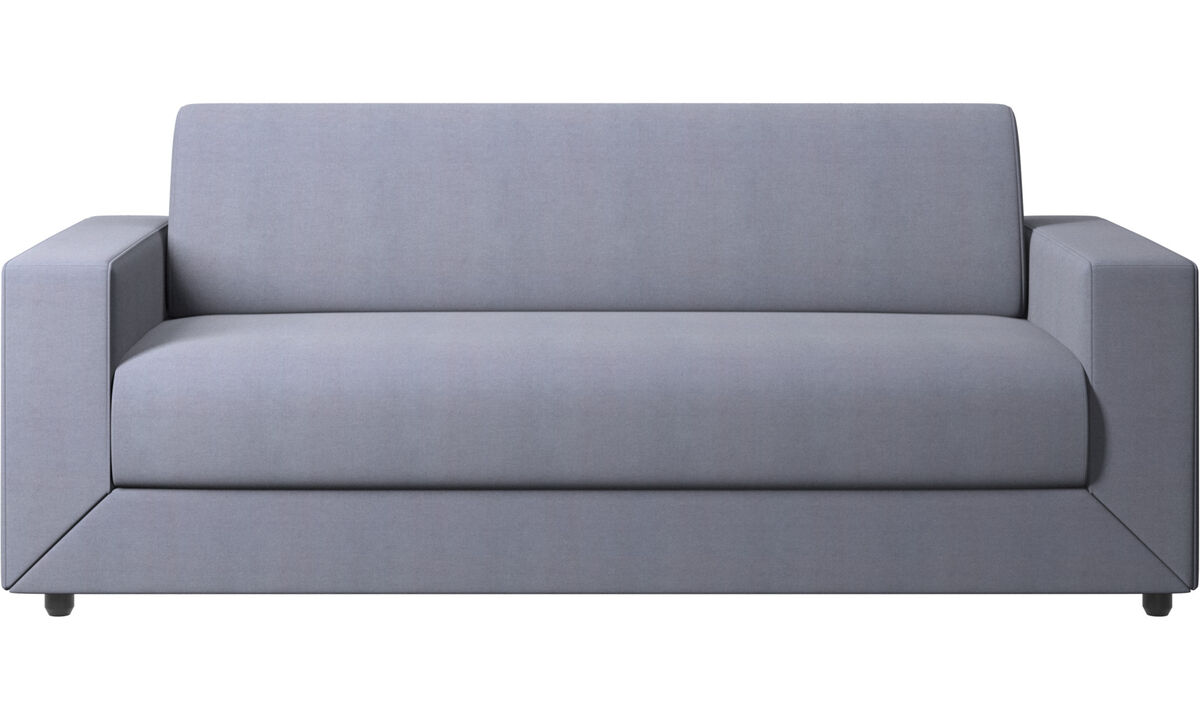 Sofa beds - Stockholm sofa bed - Blue - Fabric