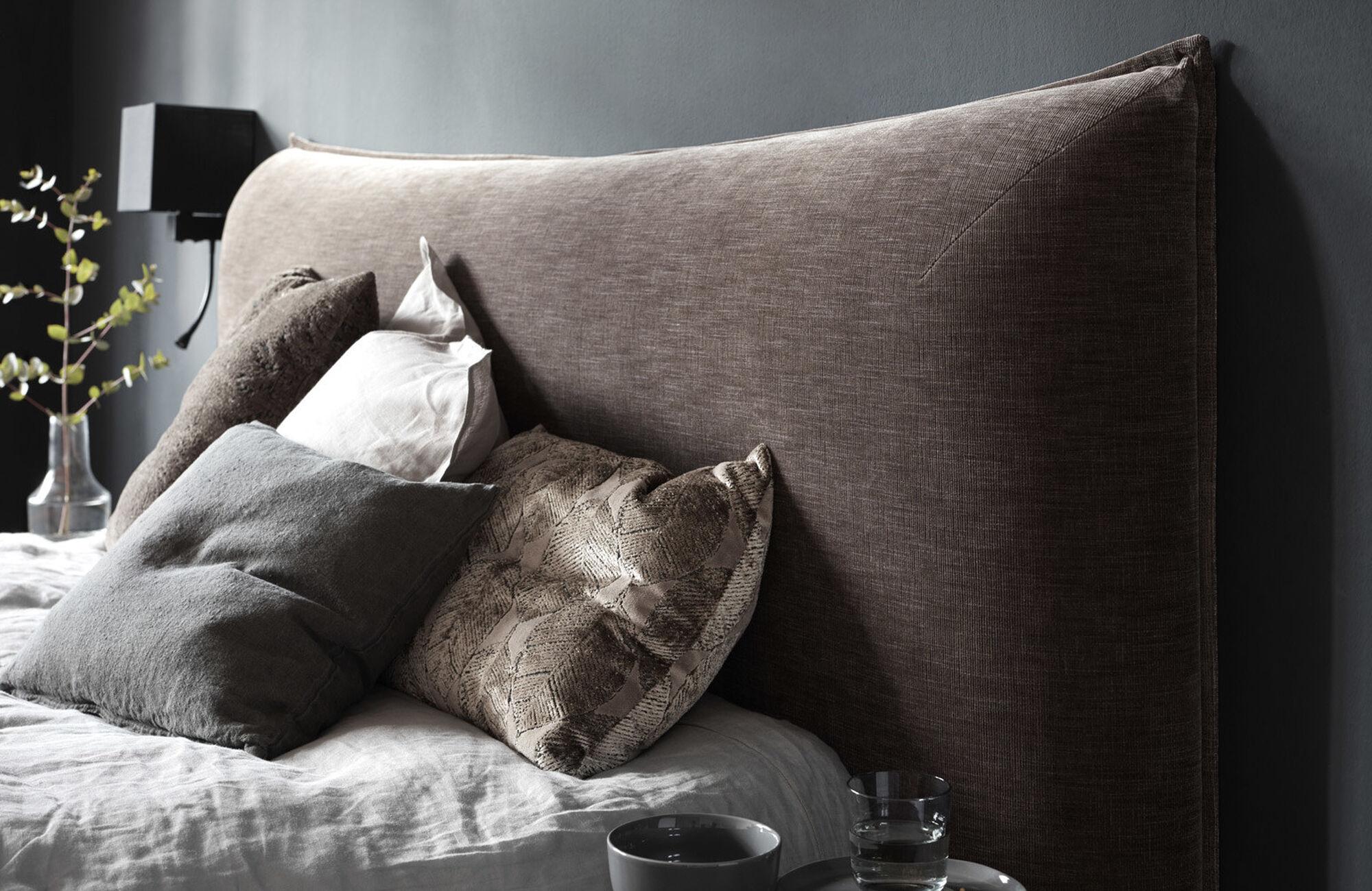 Diseños de Morten Georgsen - cama con canapé, estructura elevable y tablado, no incluye colchón Gent