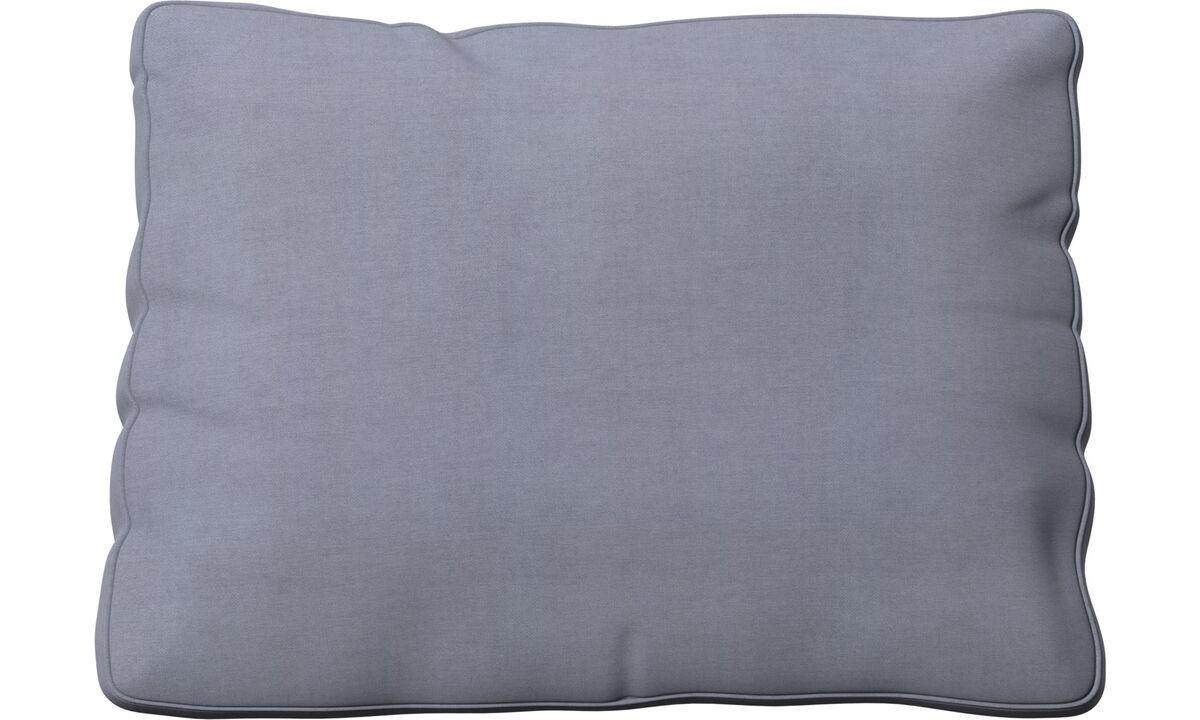 Miami cushion - Blue - Fabric