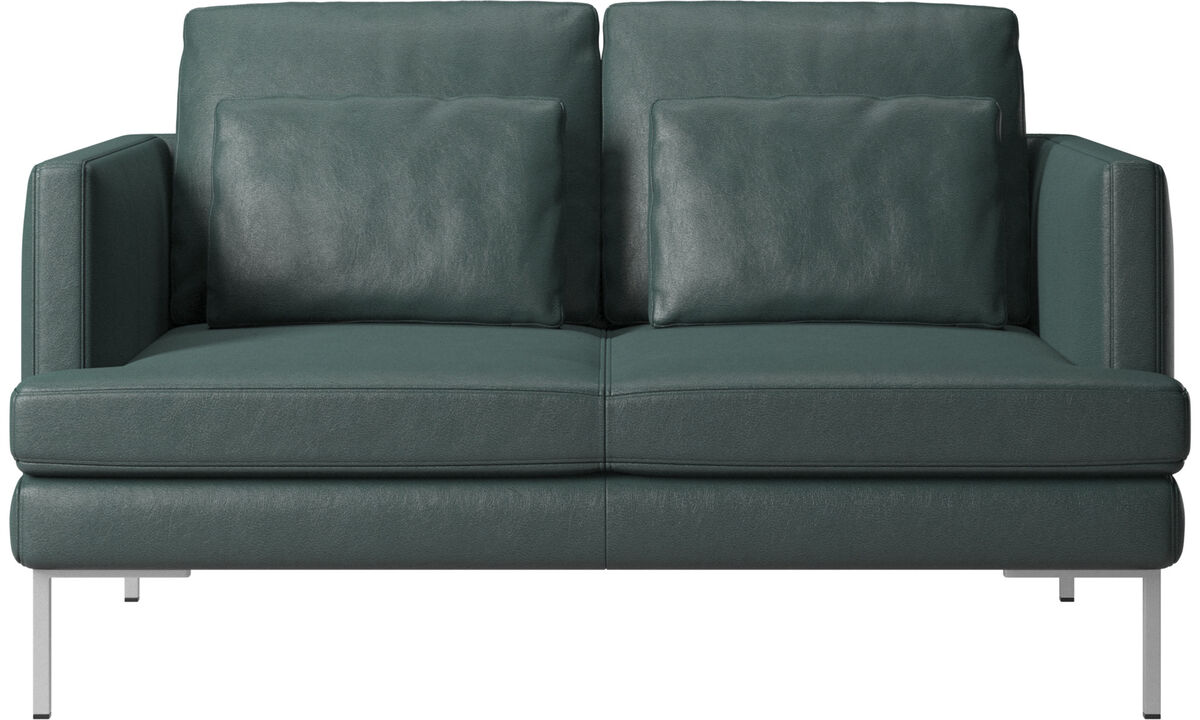 2 seater sofas - Istra 2 divano - Verde - Tessuto