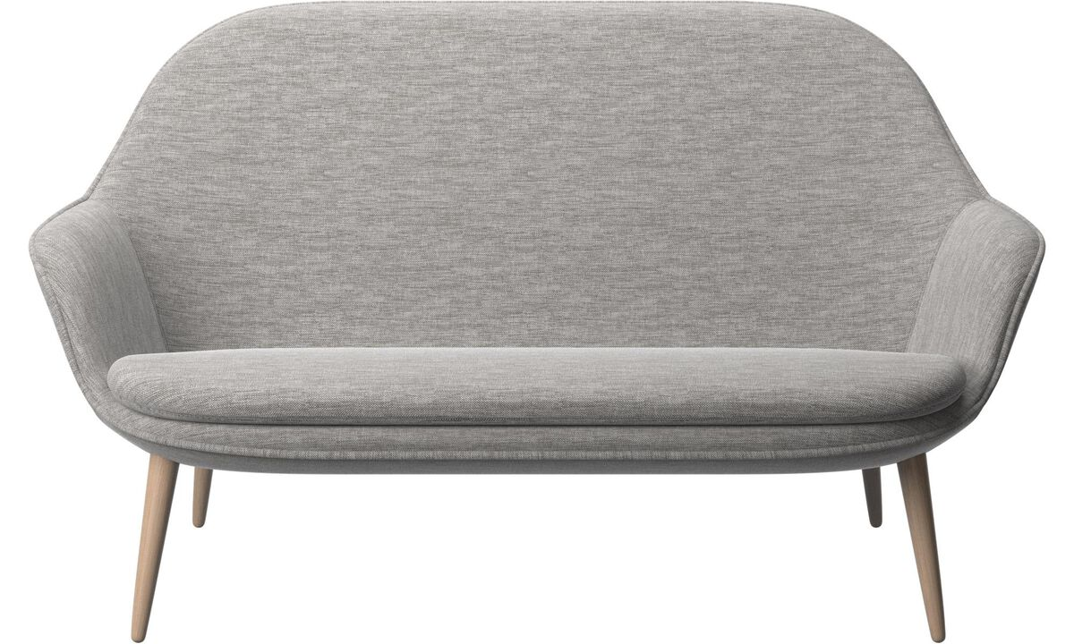 New designs - Adelaide sofa - Gray - Fabric