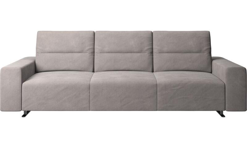 3-sitzer Sofas - Hampton Sofa mit verstellbarer Rückenlehne - BoConcept