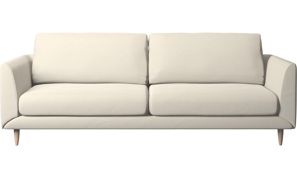 New designs - Fargo sofa - White - Fabric