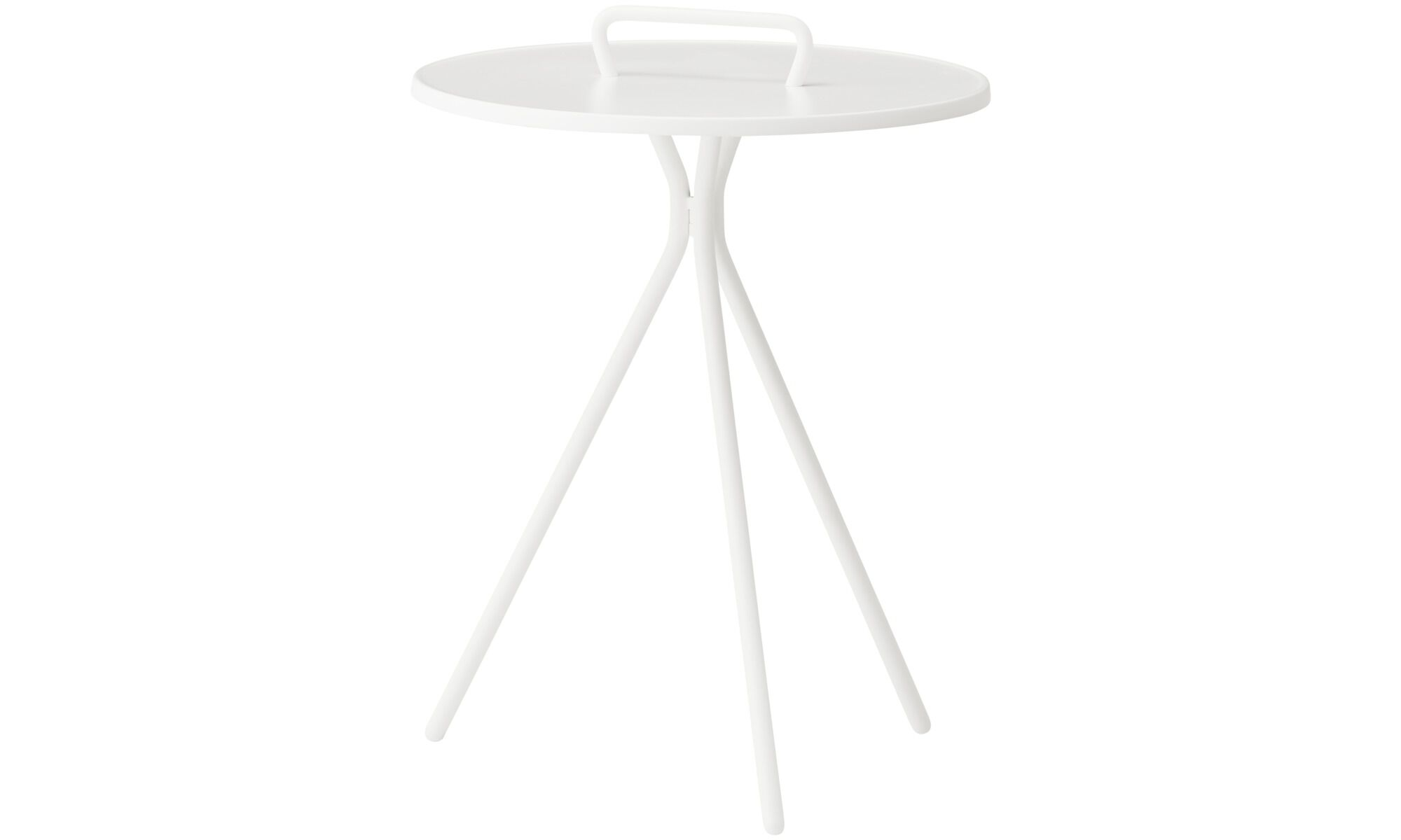 Coffee Tables   Jersey Side Table (for In  And Outdoor Use)   Round