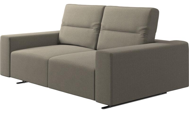2-sitzer Sofas - Hampton Sofa mit verstellbarer Rückenlehne ...