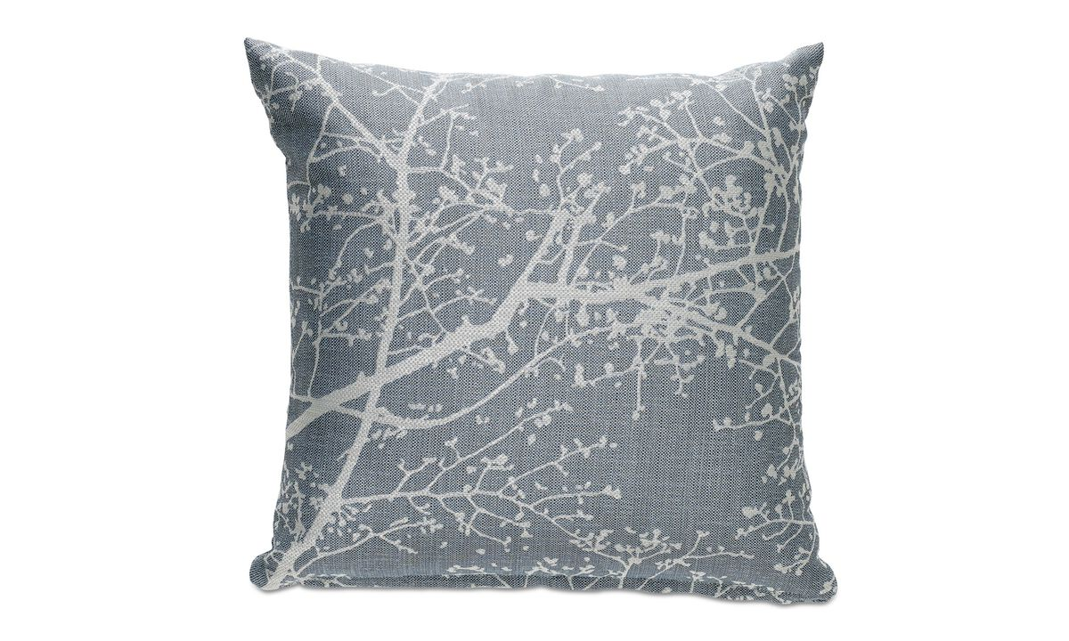 Cushions - Azzurro cushion - Fabric