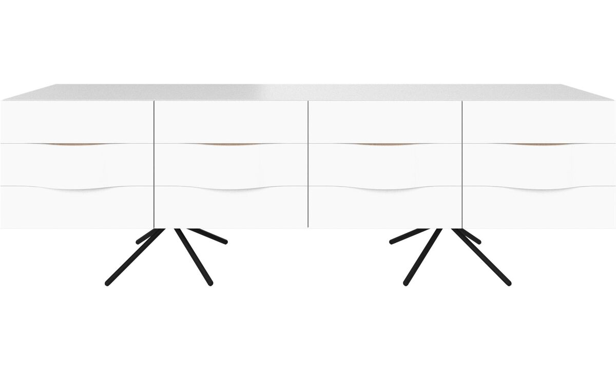 Sideboards - Ottawa sideboard - White