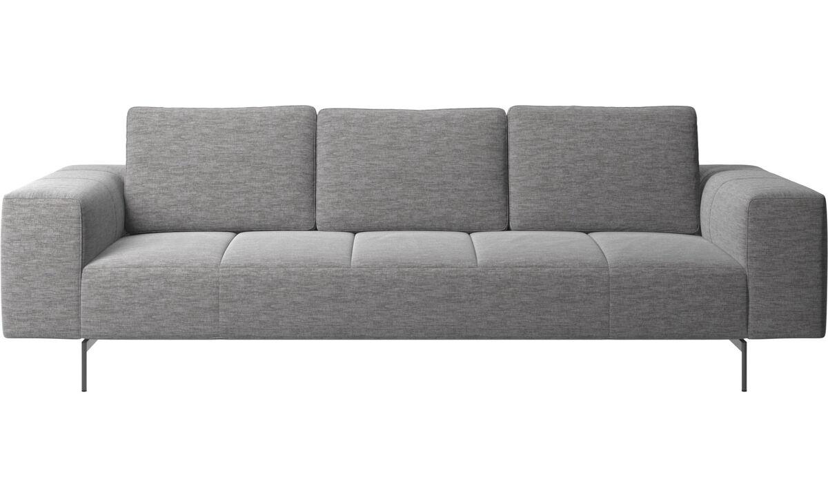 Modular sofas - Amsterdam sofa - Grey - Fabric