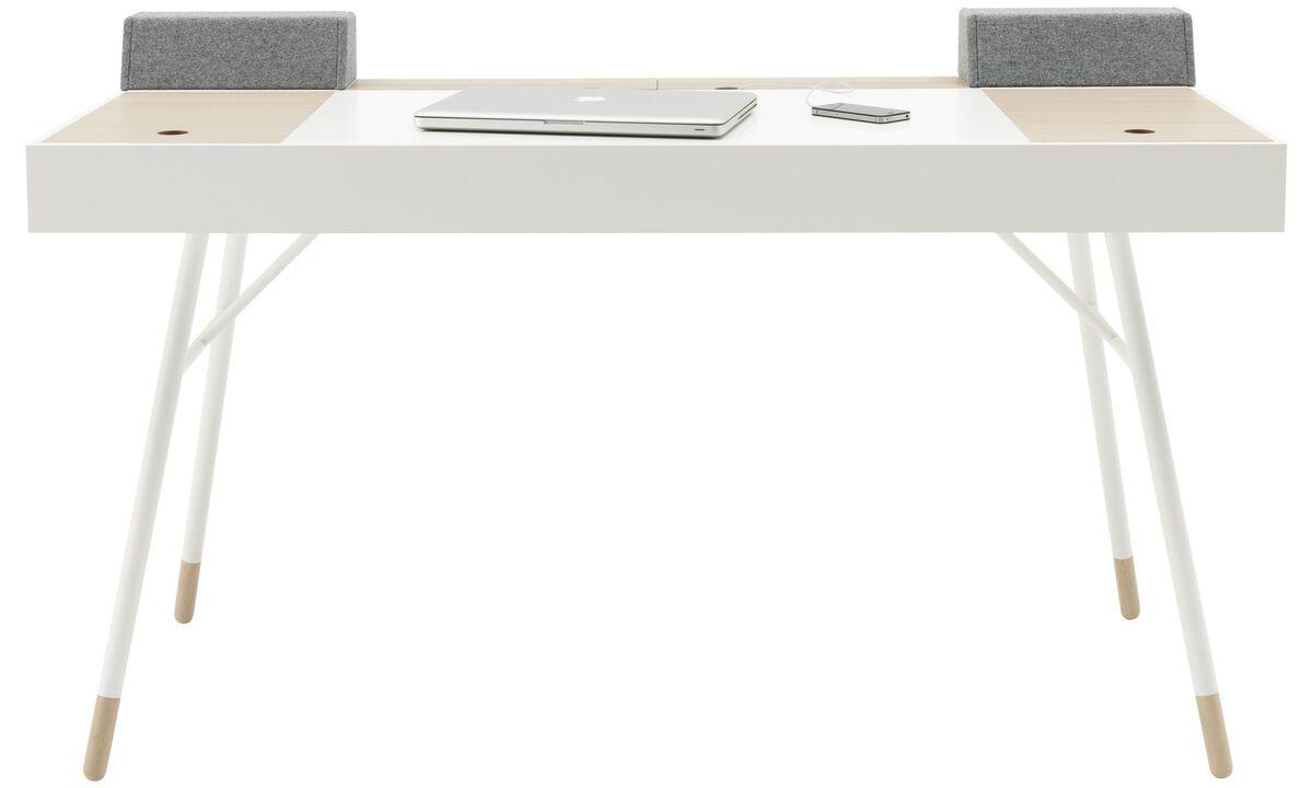 schreibtisch cupertino schreibtisch boconcept. Black Bedroom Furniture Sets. Home Design Ideas