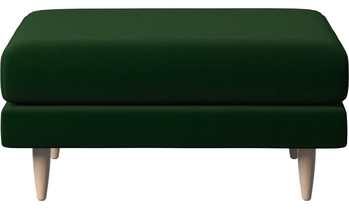 Пуфики - Пуф Fargo - Зеленый - Tкань