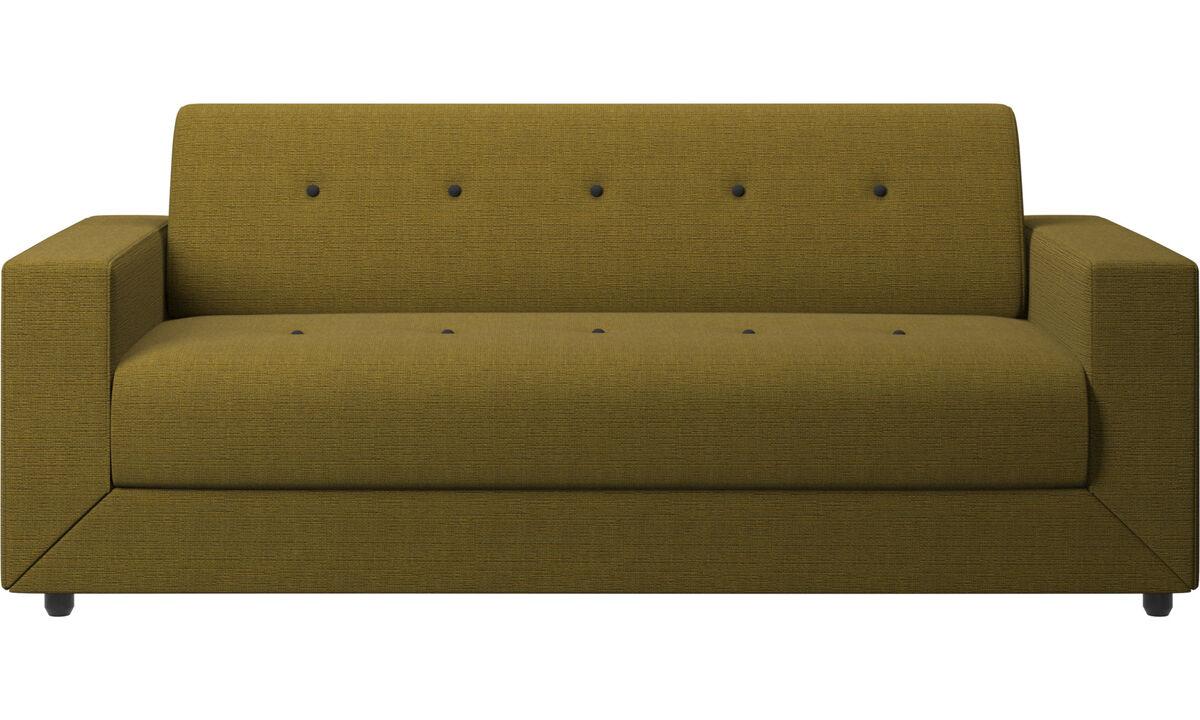 Sofa beds - Stockholm divano letto - Giallo - Tessuto