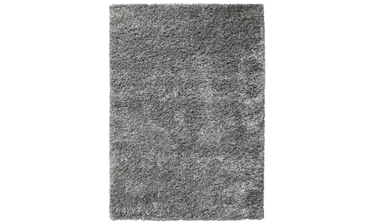 Rectangular rugs - Cabana rug - rectangular - Grey - Fabric