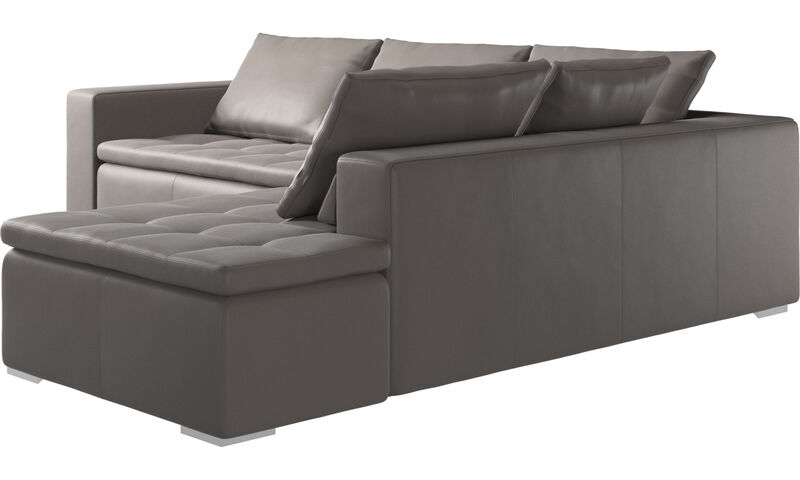 Super Corner Sofas Mezzo Corner Sofa With Lounging Unit Boconcept Caraccident5 Cool Chair Designs And Ideas Caraccident5Info