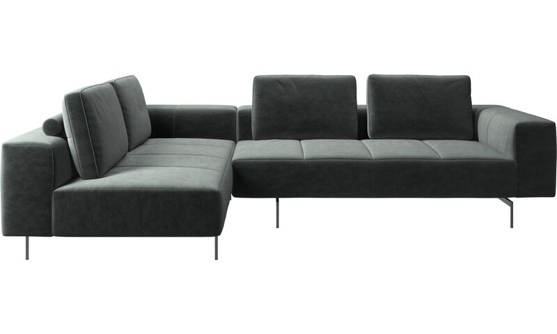 Wondrous Modular Sofas Amsterdam Corner Sofa With Lounging Unit Caraccident5 Cool Chair Designs And Ideas Caraccident5Info