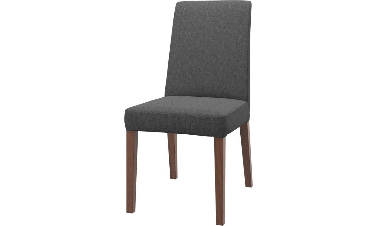 New designs - Genova chair - Grey - Fabric