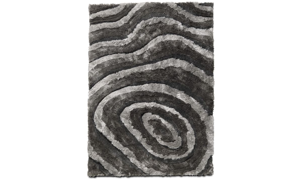 Rectangular rugs - Adventure rug - rectangular - Grey - Fabric