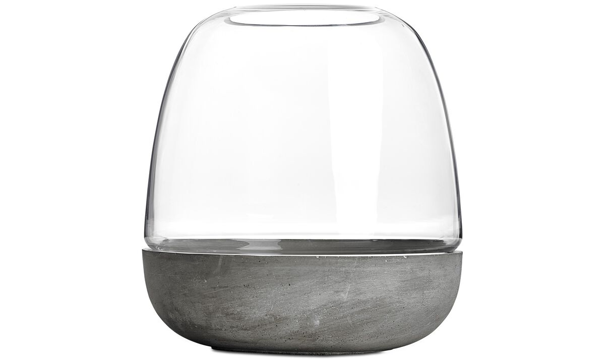 Vases - Combi vase - Clear - Glass