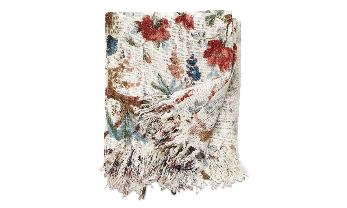 Throws & bedspreads - Paradise throw - Beige - Fabric