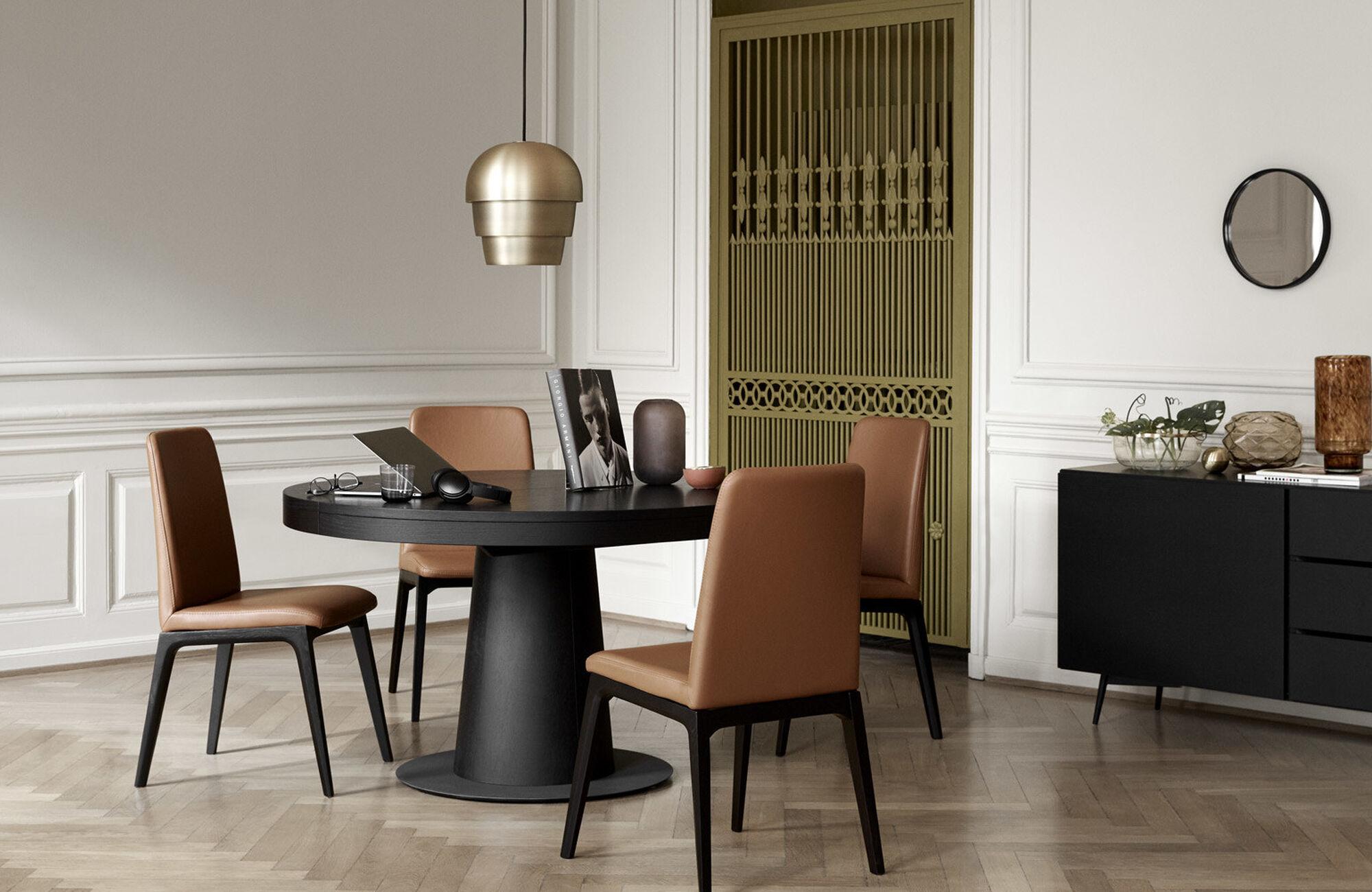 Utmerket Dining tables - Granada table with supplementary tabletop - BoConcept IJ-63