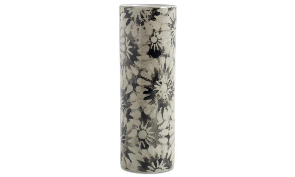 New designs - Vaso Sunflowers - Beige - Ceramica