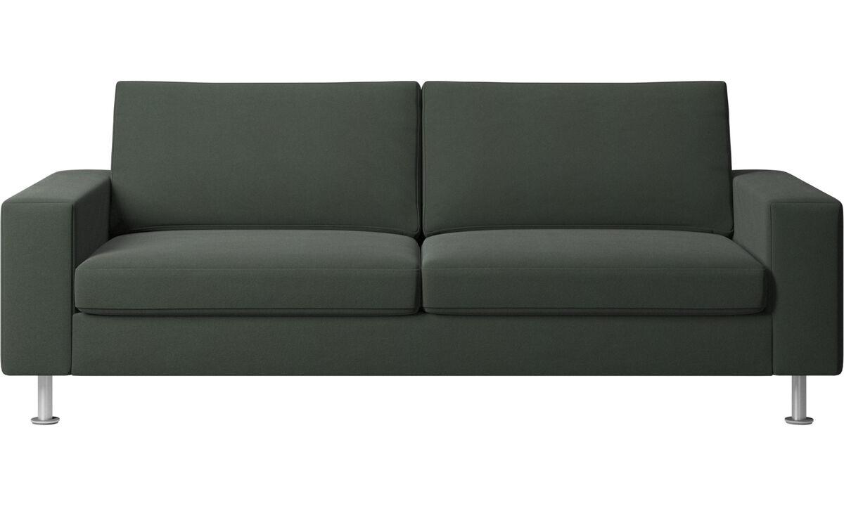 Sofa beds - Indivi sofa bed - Green - Fabric