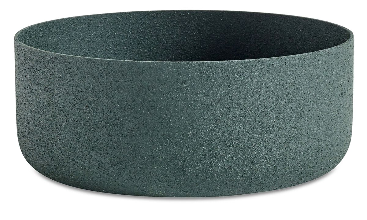 New designs - North bowl - Green - Metal