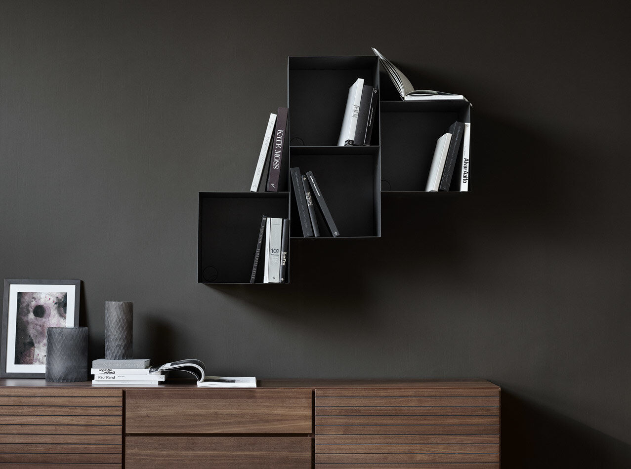 Designs by Morten Georgsen - Como bookcase
