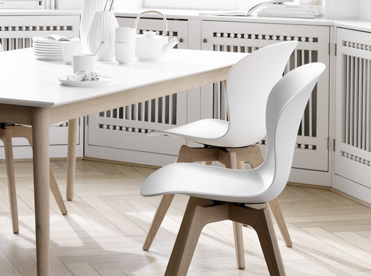 Dining tables - Milano table with supplementary tabletop