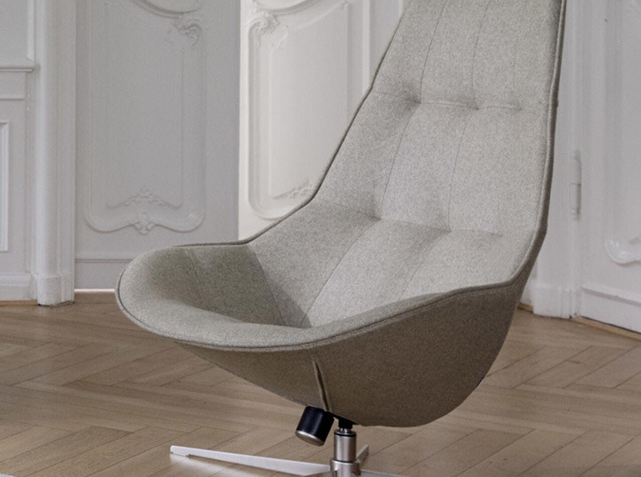 Fauteuils - fauteuil Boston avec fonction pivotante. Existe aussi avec fonction inclinable