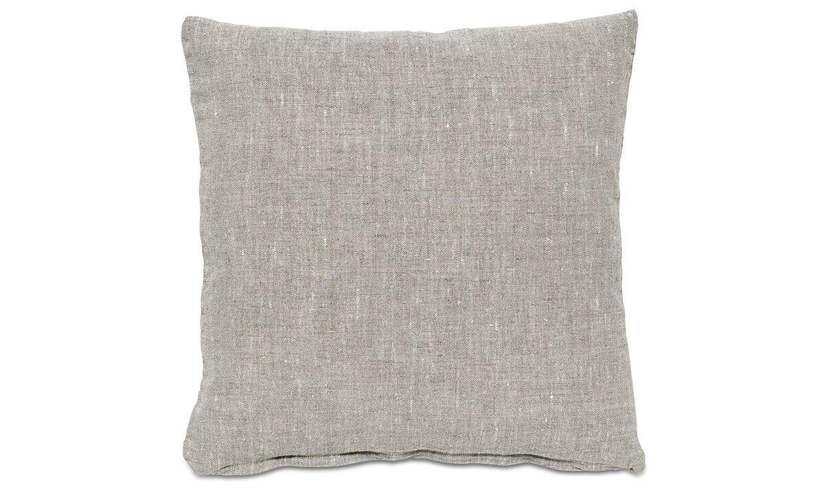 Puder - Linen cushion - Stof