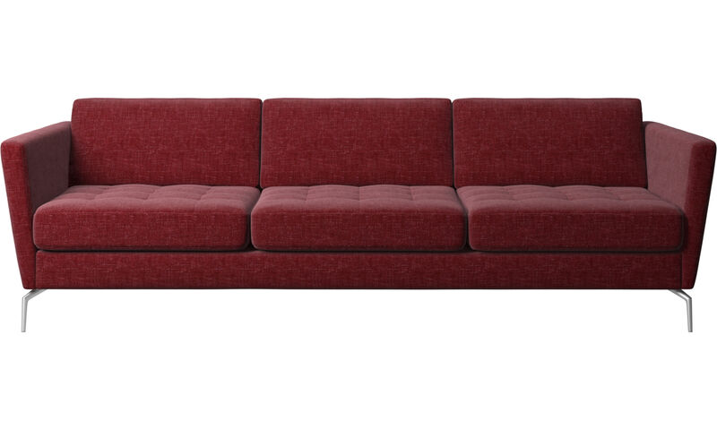 Brilliant 3 Seater Sofas Osaka Sofa Tufted Seat Boconcept Caraccident5 Cool Chair Designs And Ideas Caraccident5Info