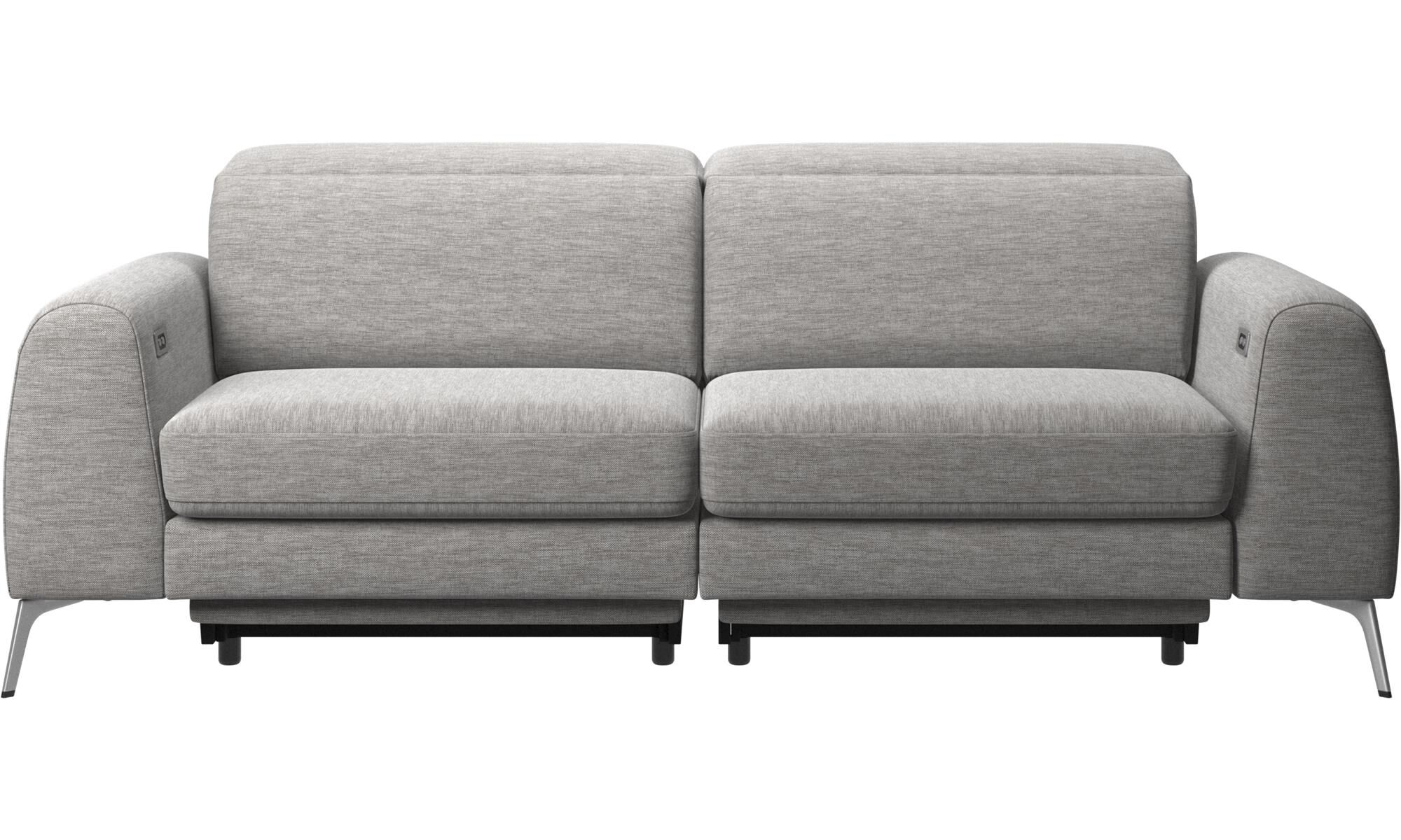 Madison Sofa With Electric Seat, Head And Foot Rest Motion (rechargeable  Lithium Battery Included)