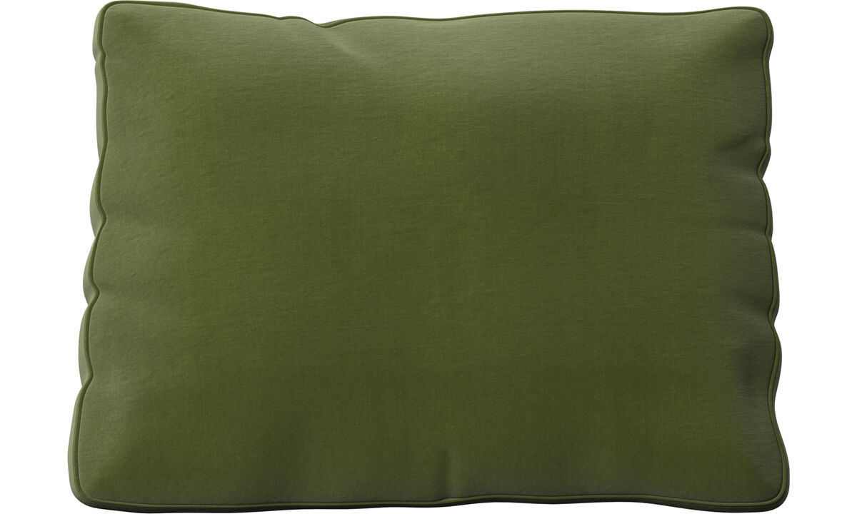 Furniture accessories - Miami cushion - Green - Fabric