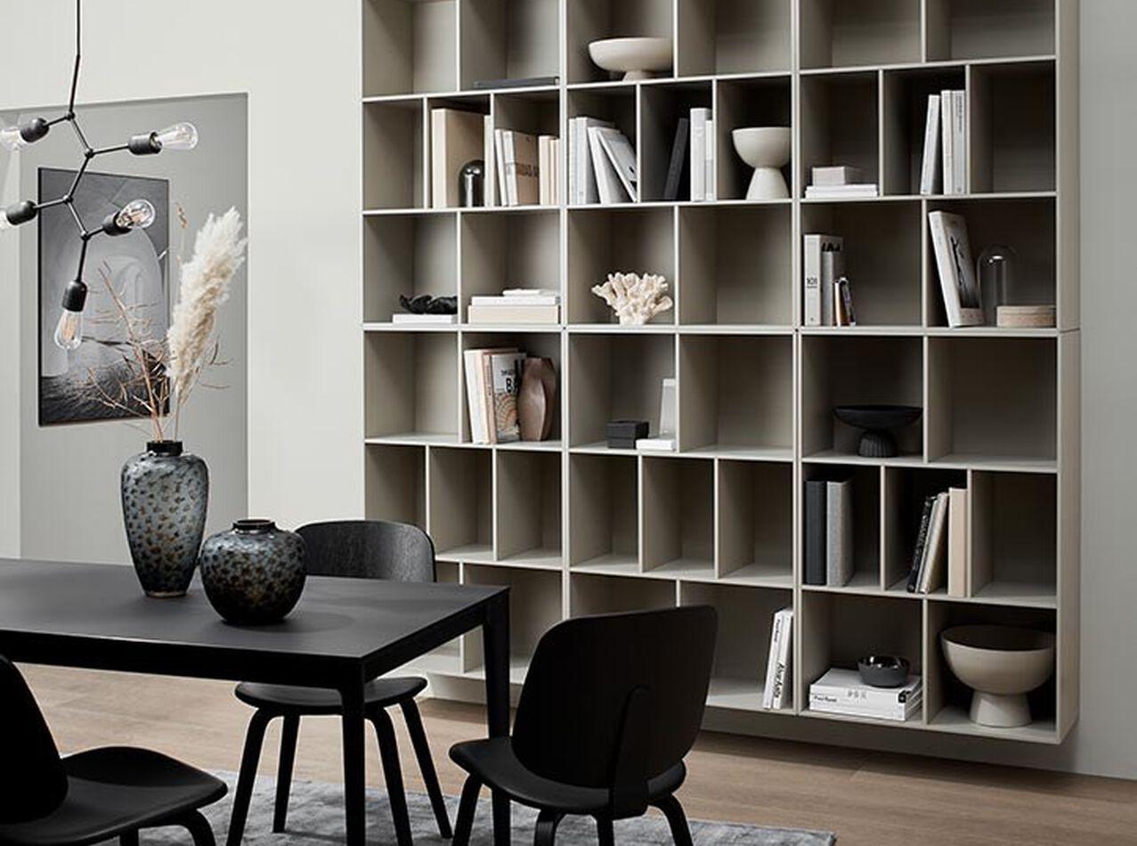 Chaises de salle à manger - Chaise Aarhus