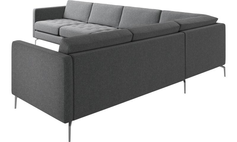 Sof s esquineros sof esquinero osaka asiento en - Sofa esquinero pequeno ...