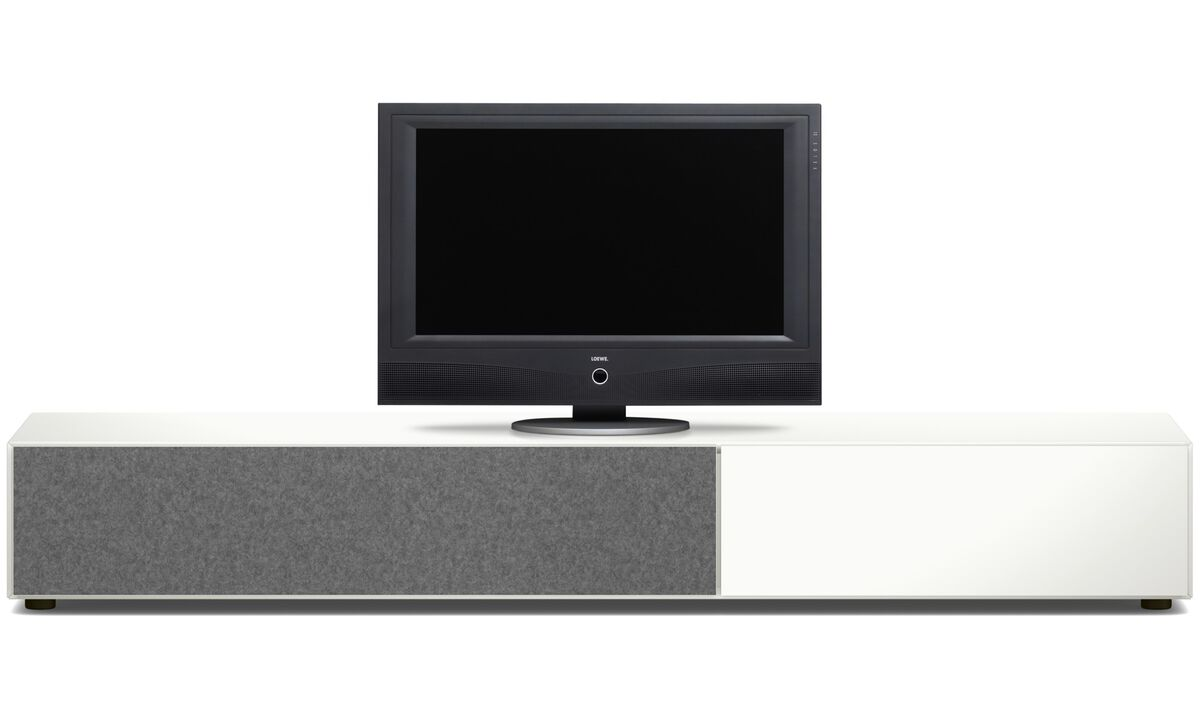 Meubles tv modernes qualit boconcept for Meuble tv 2 m