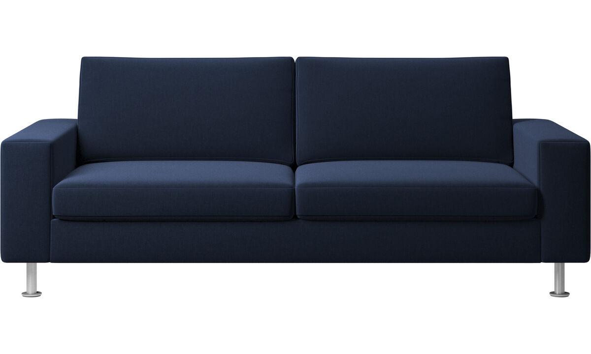 Sofa beds - Indivi divano letto - Blu - Tessuto