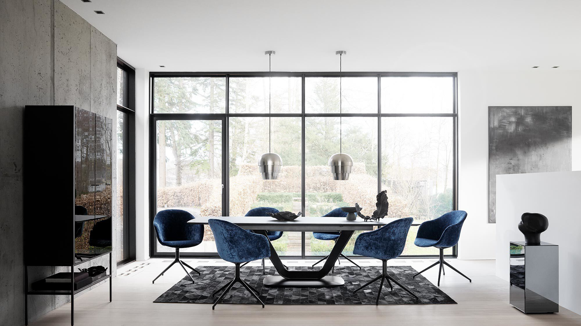 Pleasant Dining Tables Alicante Table Boconcept Uwap Interior Chair Design Uwaporg